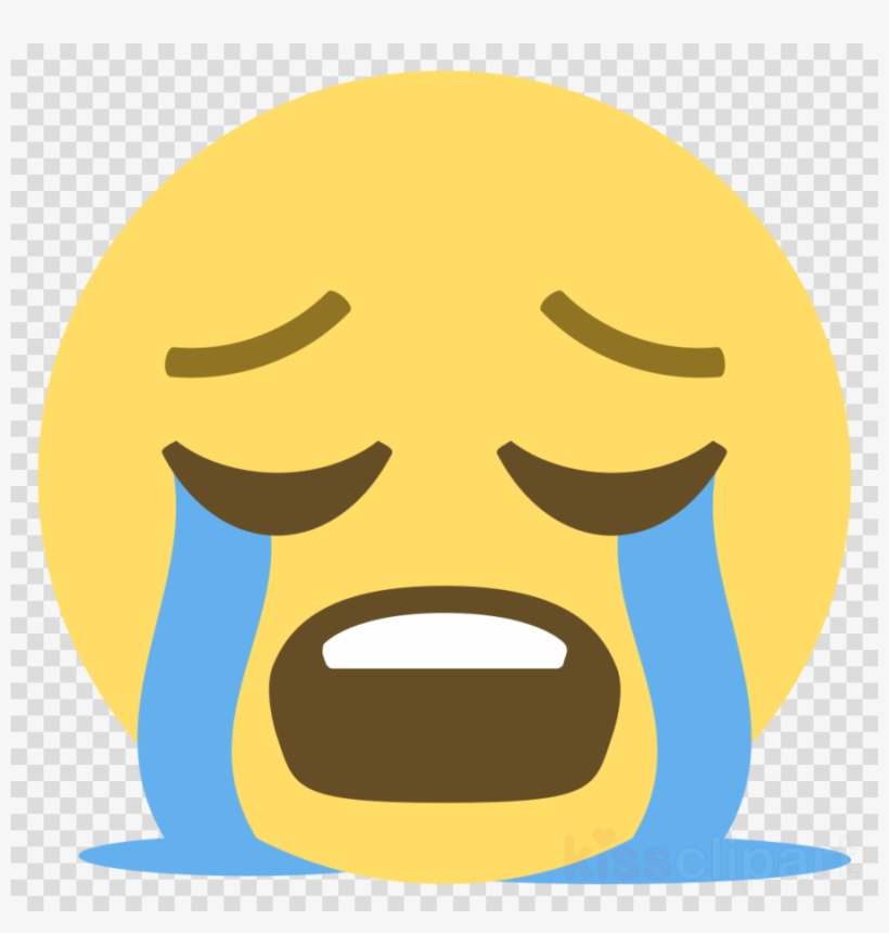 Discord Crying Emoji Clipart Face With Tears Of Joy.