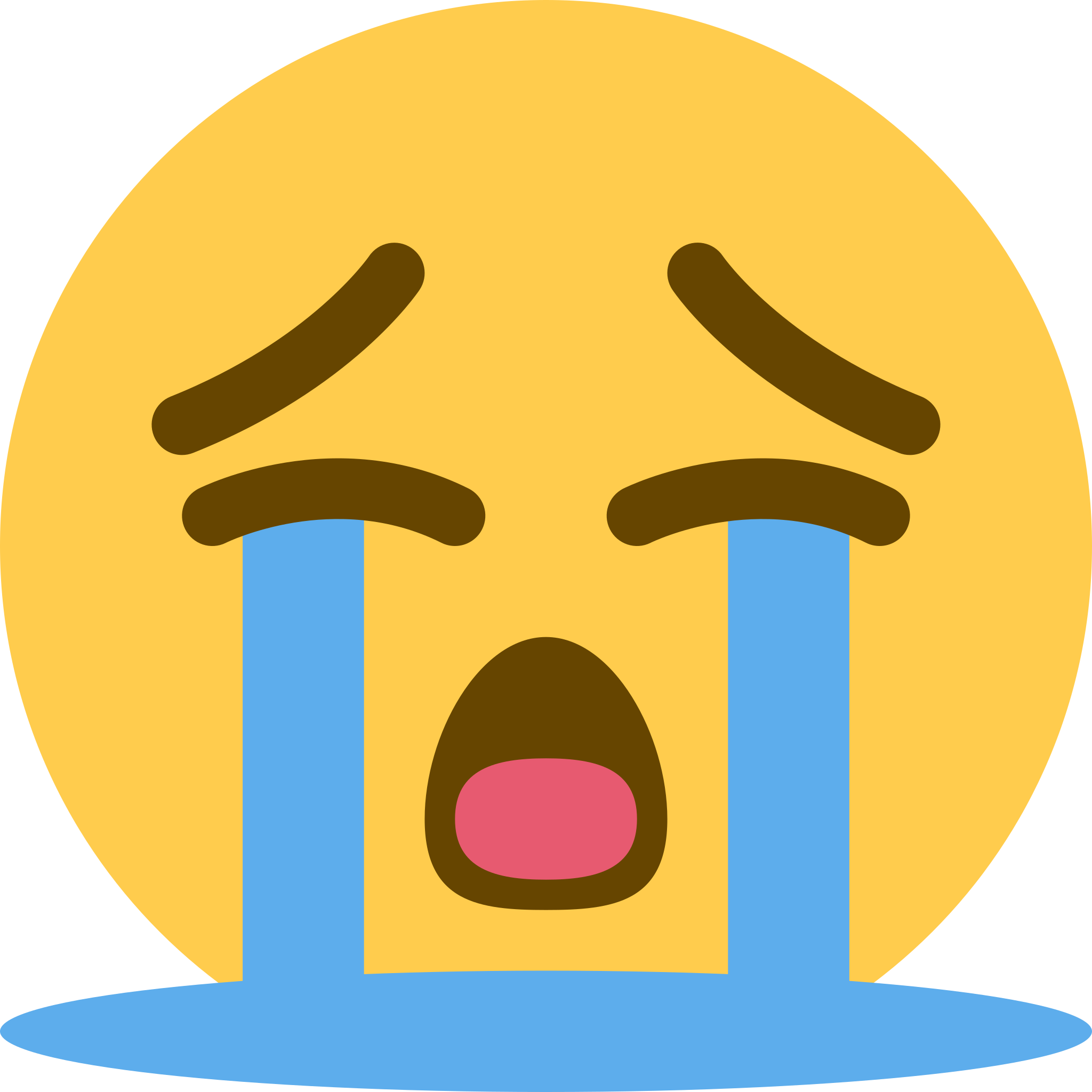Crying Face Clipart.