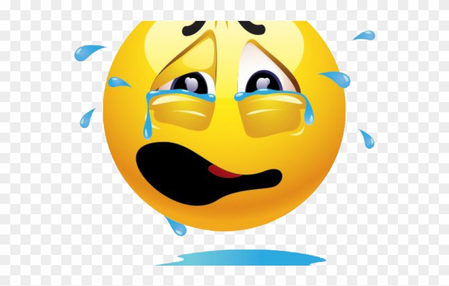 Crying Clipart Transparent.