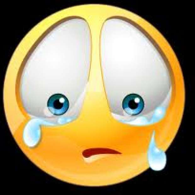 Crying Face Clip Art.