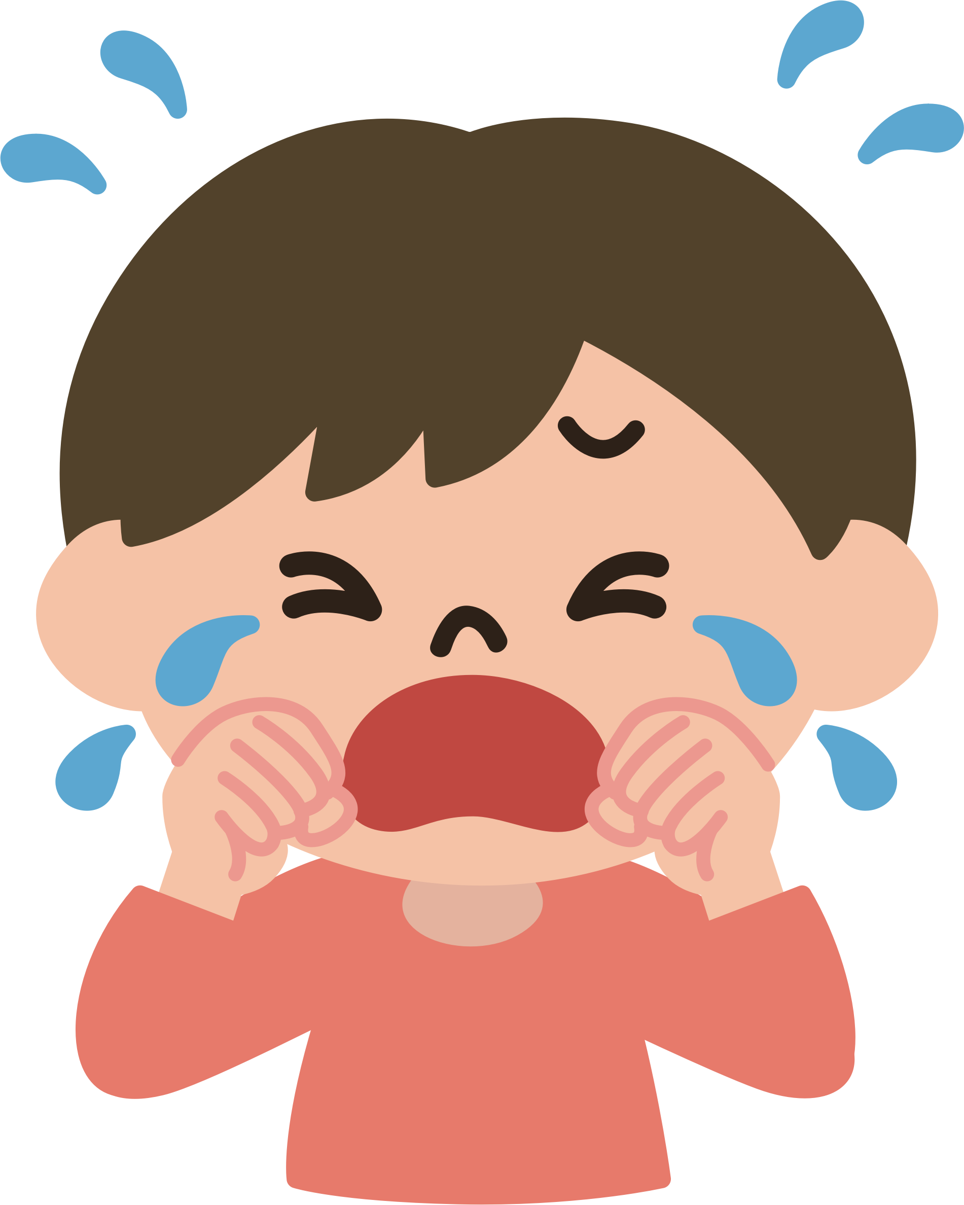 14 cliparts for free. Download Crying clipart and use in.