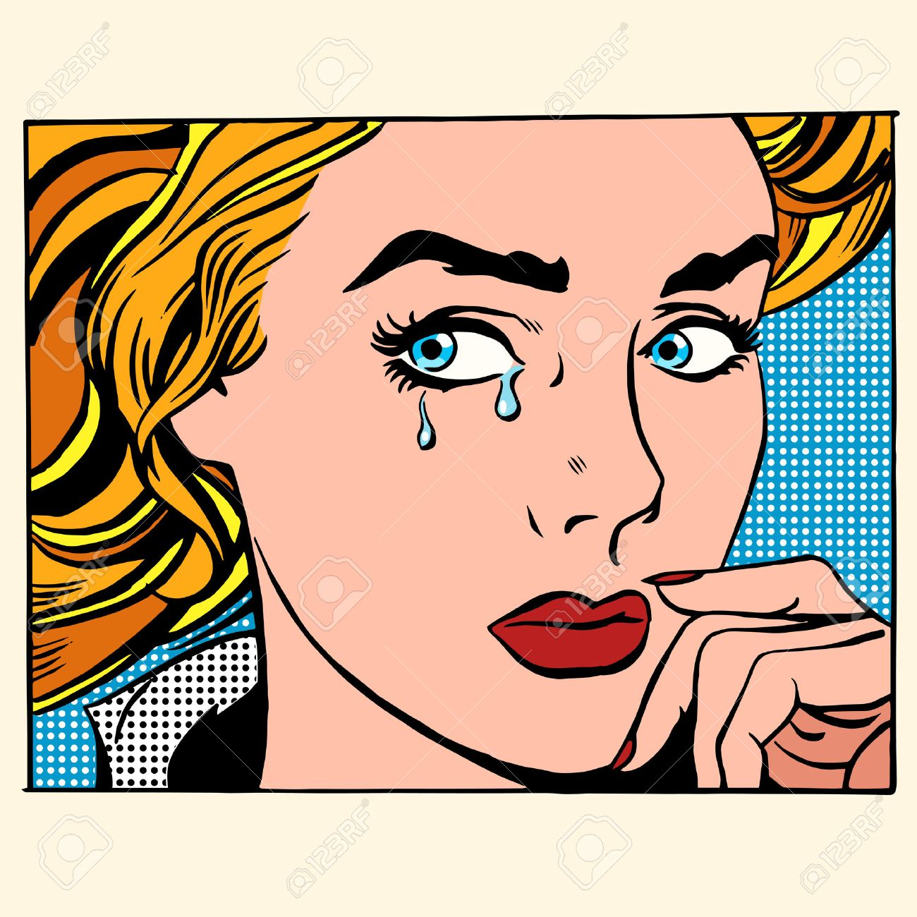 42,753 Crying Stock Illustrations, Cliparts And Royalty Free Crying.