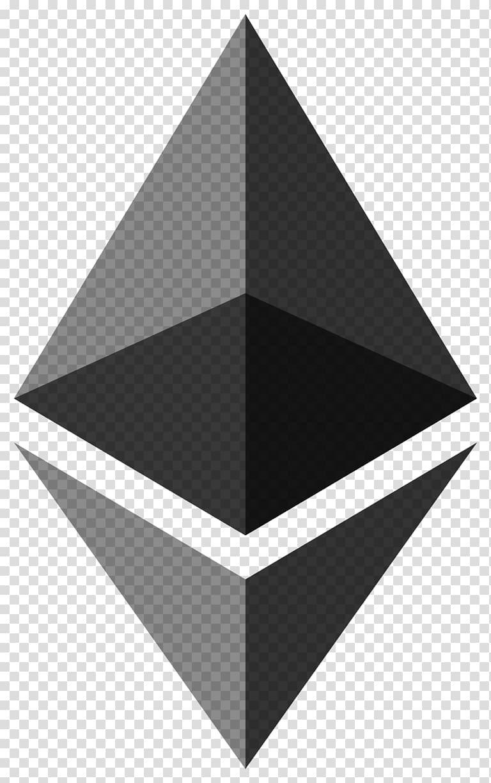Ethereum Cryptocurrency Blockchain Logo EOS.IO, crypto.