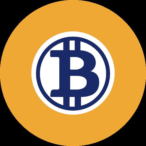 btg cryptocoin icon.