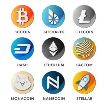 Crypto Currency Png, Vector, PSD, and Clipart With Transparent.