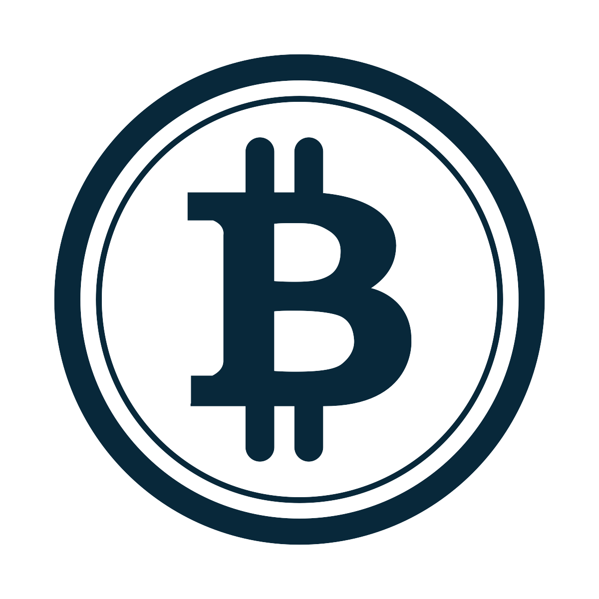Download Icons Blockchain Bitcoin Cryptocurrency Computer Logo ICON.