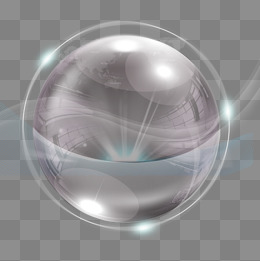 Crystal Ball PNG Images.