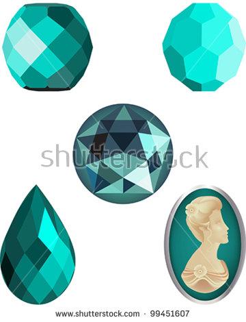 Crystal Beads Stock Photos, Royalty.