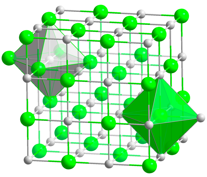 Ionic Crystals.