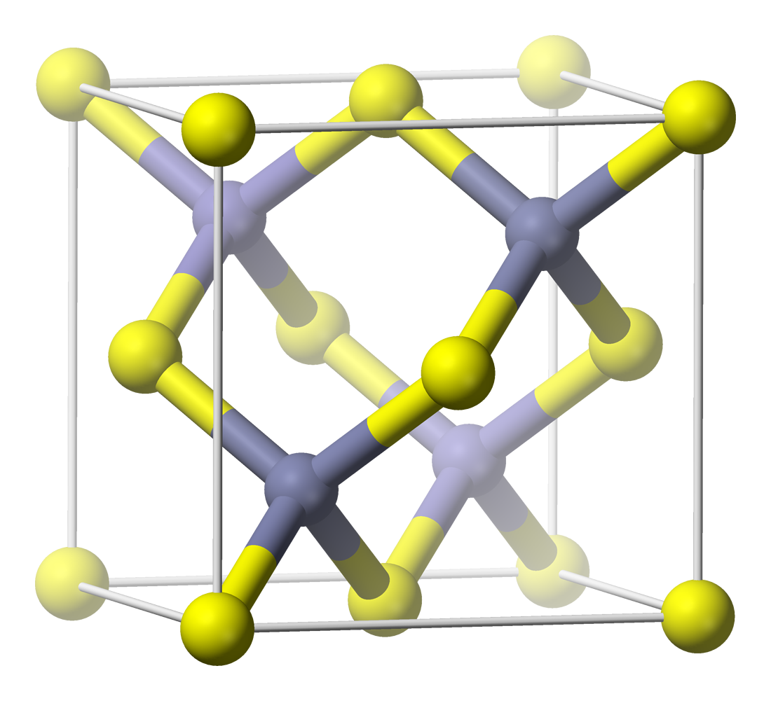 Classical crystal structures.