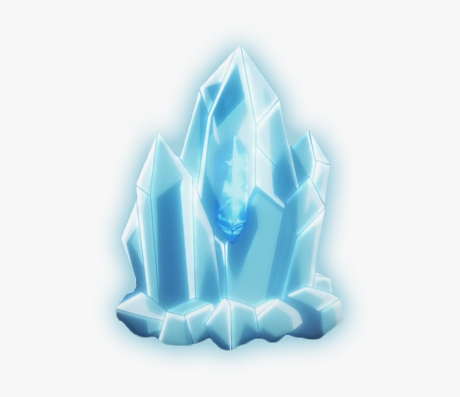 Crystals Clipart Ice Crystal.