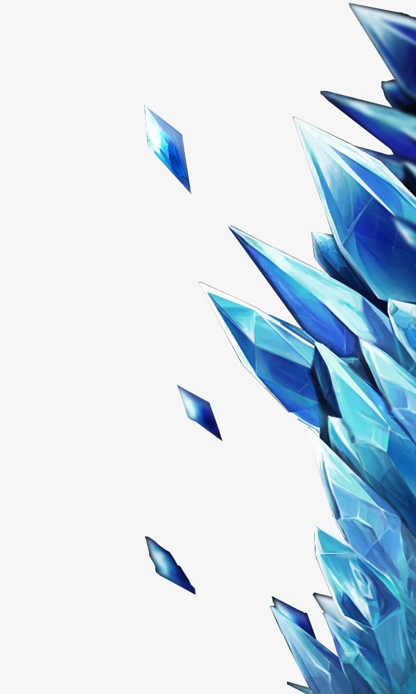 Crystal, Blue, Crystals PNG Transparent Image and Clipart for Free.