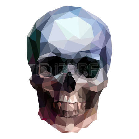 523 The Crystal Skull Stock Vector Illustration And Royalty Free.