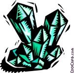 Crystalline Clipart.
