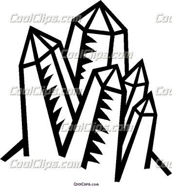 Gallery For > Crystalline Clipart.