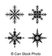 Water crystallization water crystallization Clipart Vector.