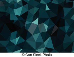 Clipart Vector of Crystallize background.