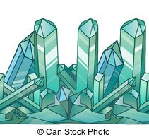 Crystal cave Vector Clipart Illustrations. 73 Crystal cave clip.