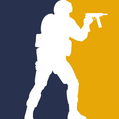 fixed the csgo logo : GlobalOffensive.