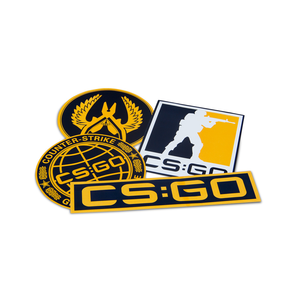 FOR FANS BY FANS:CSGO Sticker Pack.