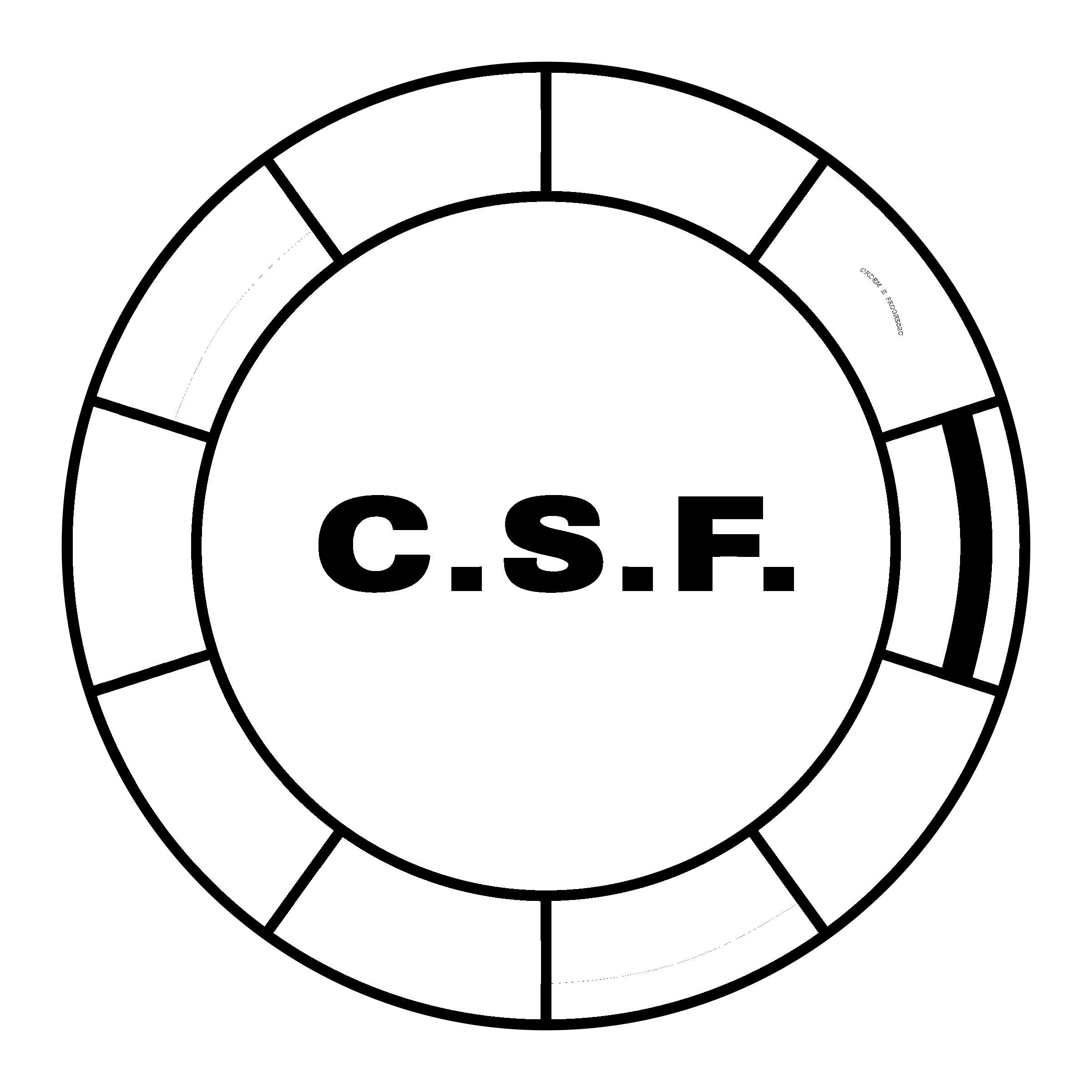 CSF Logo PNG Transparent & SVG Vector.