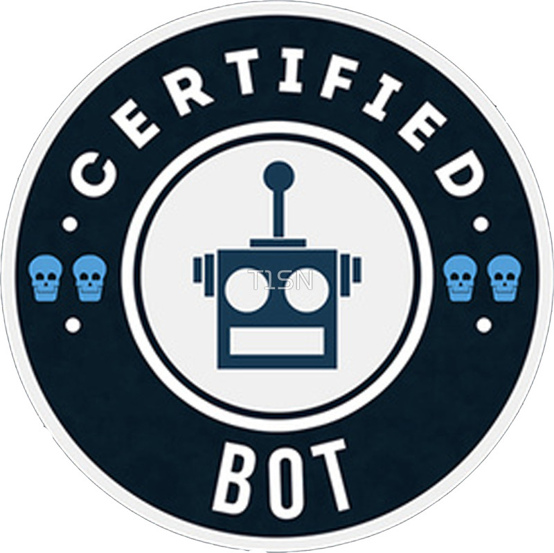 Certified Bot: Stickers.