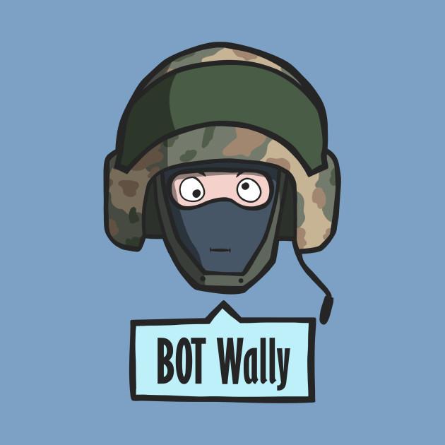 BOT Wally (CS GO).