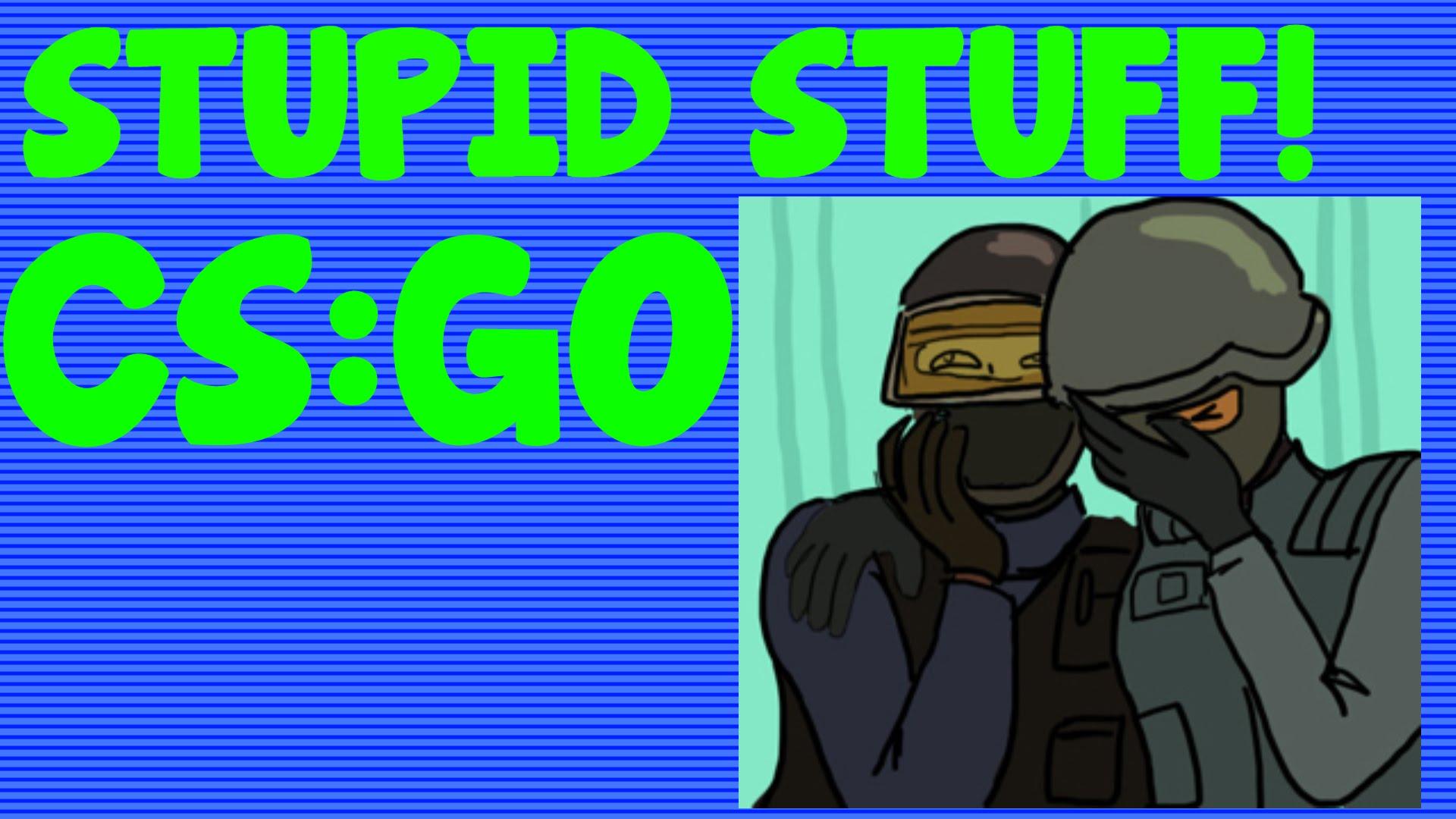 CS:GO Stupid Stuff 1: Bot Eugene.