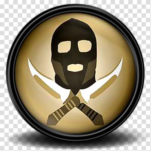 Counter Strike Go Game Icon Pack, CS Go transparent.