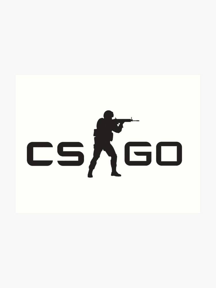 CS GO Logo Counter Strike Global Offence.