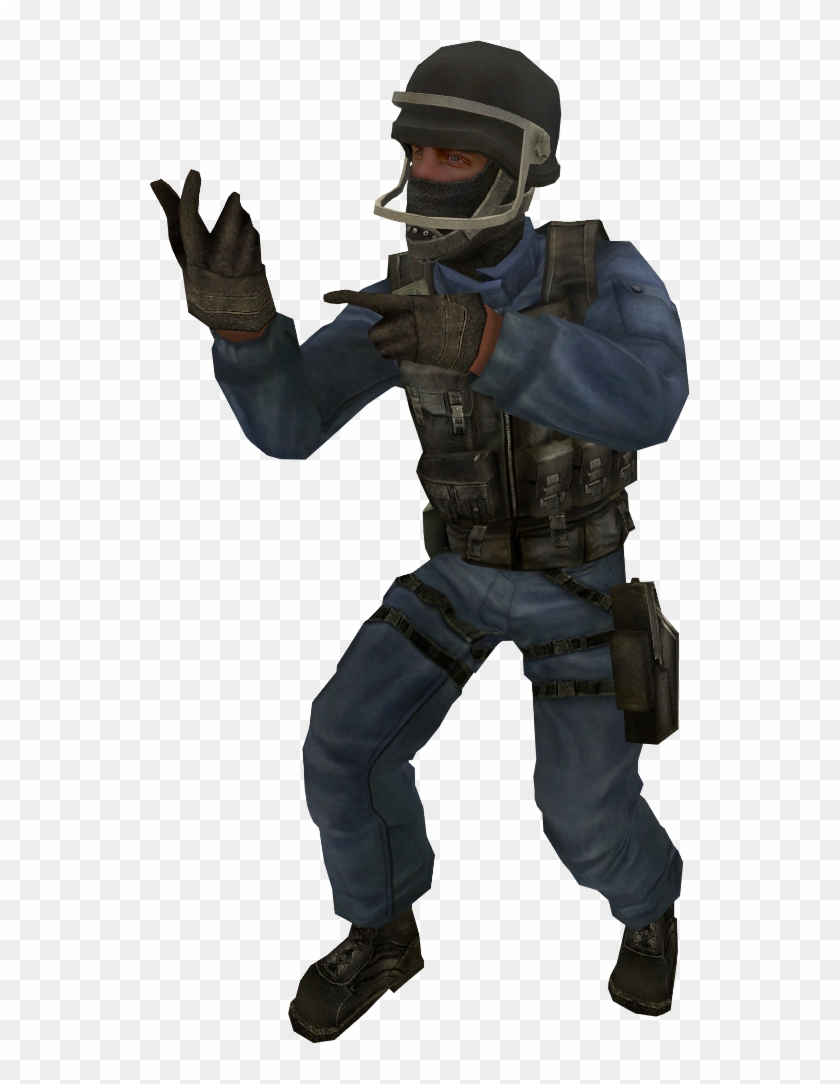 Csgo Counter Terrorist Png.