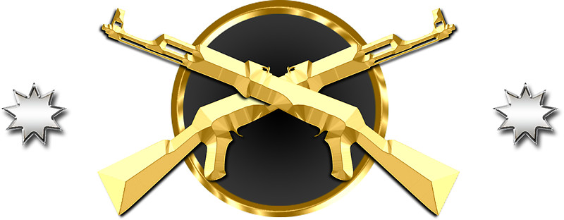 Master Guardian Elite CSGO Rank Emblem