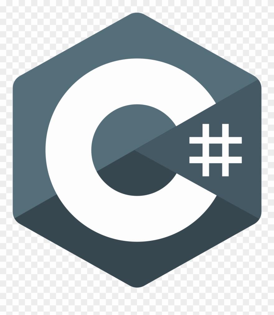 C Sharp Logo Икона Скачать Бесплатно В Png И Векторе.