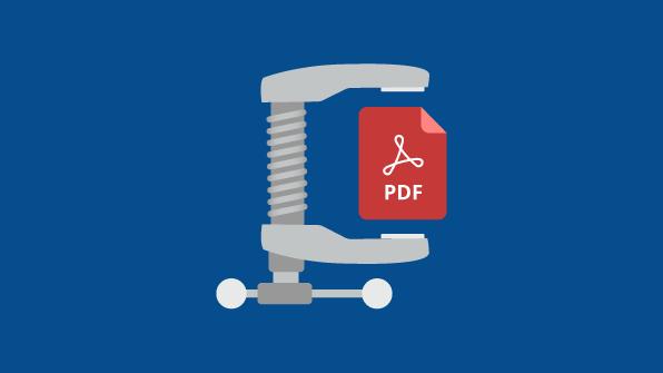 7 ways to compress PDF files in C#, VB.NET.