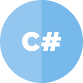 Hashtag C Sharp PNG Icon.