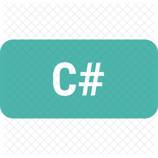 C sharp file Icon.