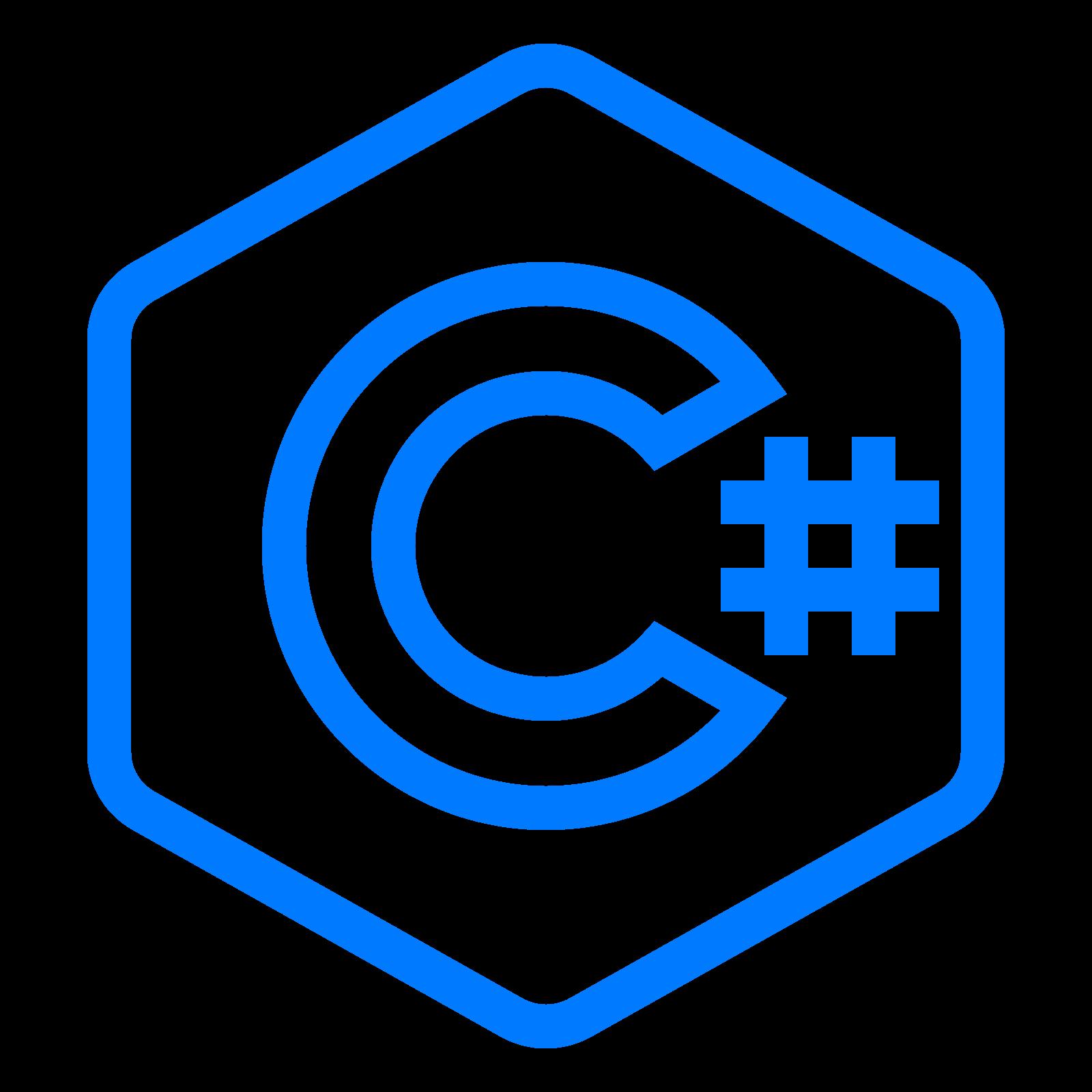 C Sharp Logo Icon.