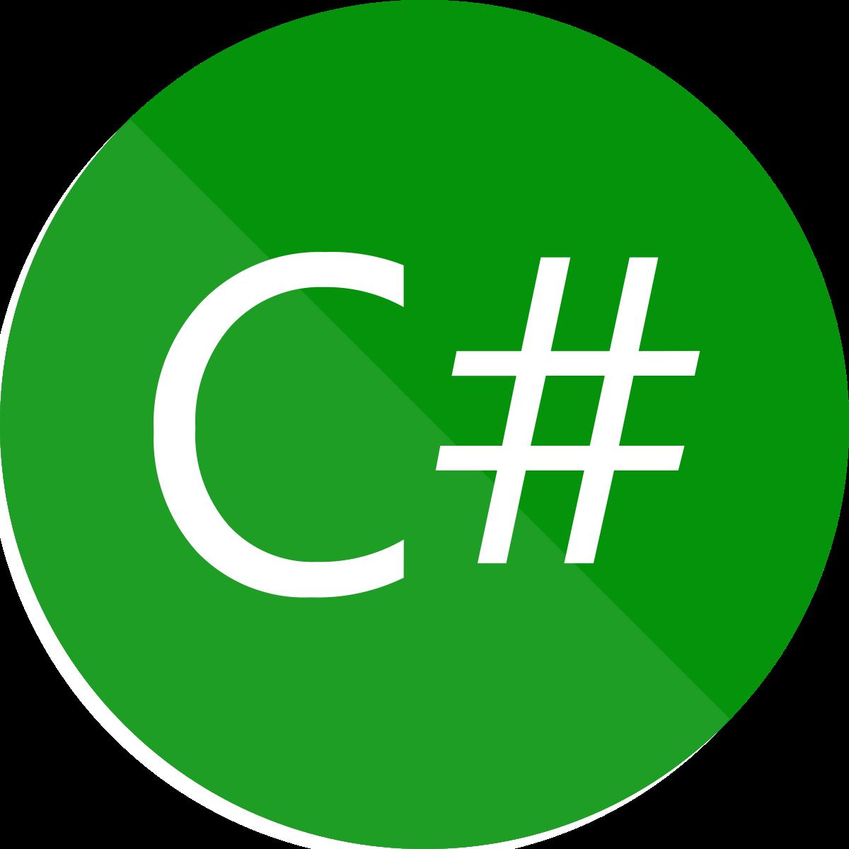 C Sharp (programming language).