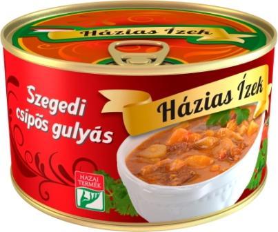 Ungarische Spezialitäten aus Ungarn, ungarische Salami, ungarische.
