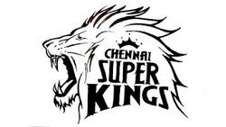 Chennai super kings lion Logos.