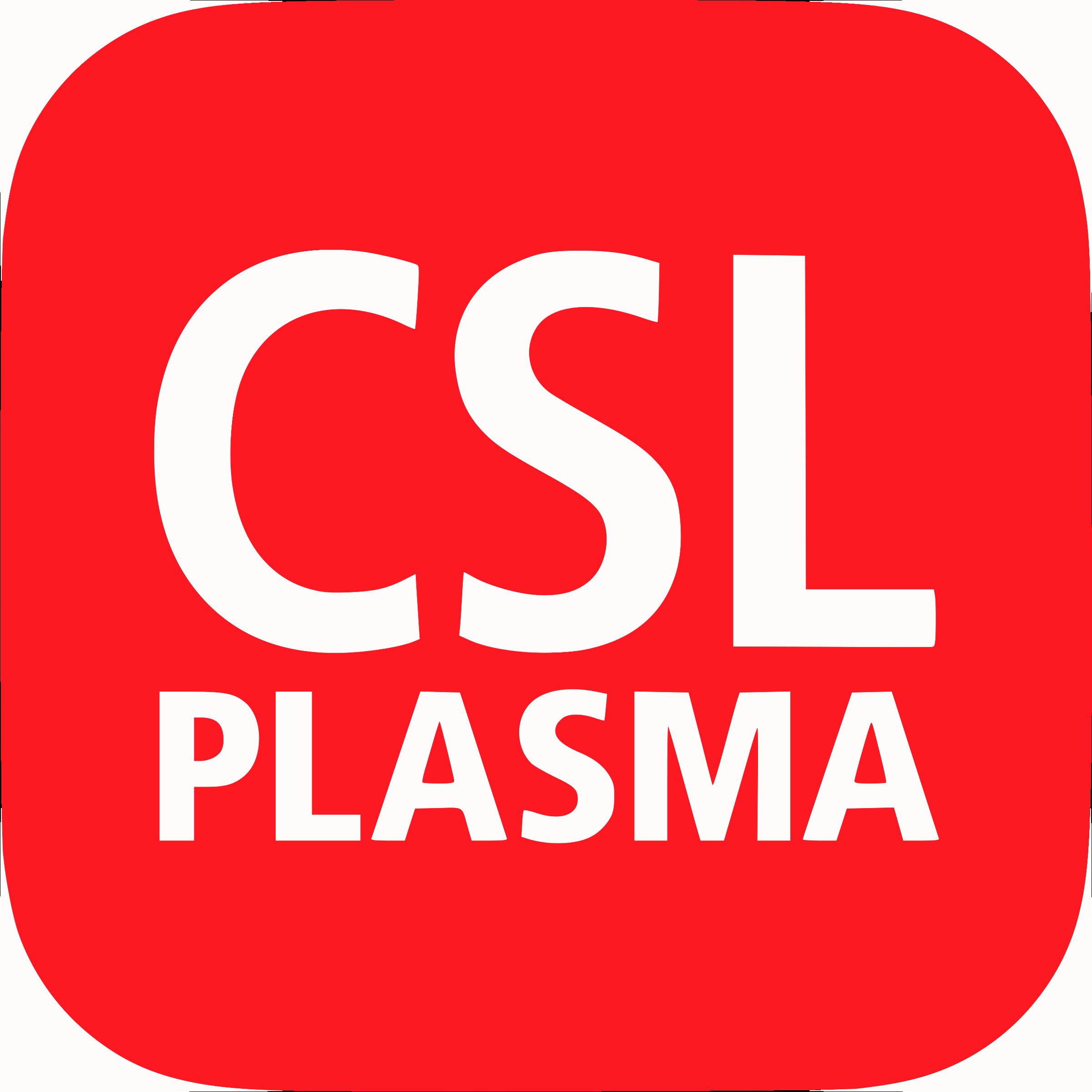 CSL Plasma Logo PNG Transparent & SVG Vector.