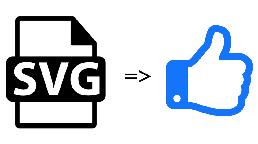 How to inexpensively add an SVG image to your web.