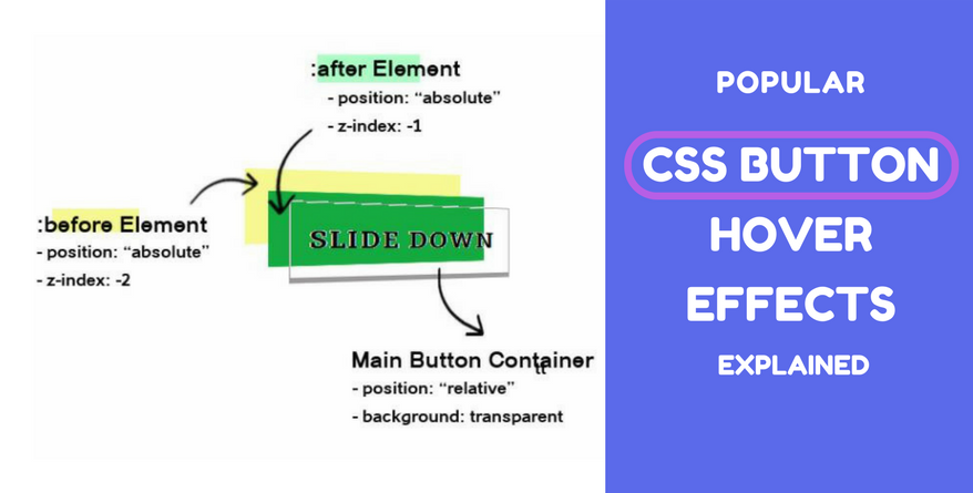 Popular CSS Button Hover Effects Explained.