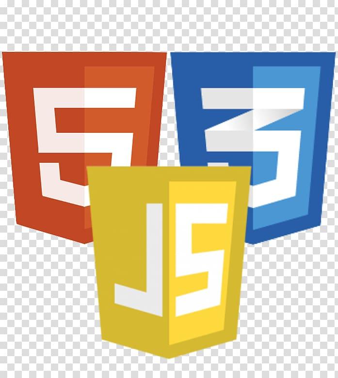 Website development JavaScript HTML5 CSS3 Cascading Style Sheets.