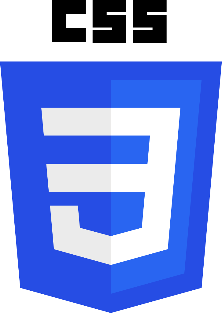 File:CSS3 logo and wordmark.svg.