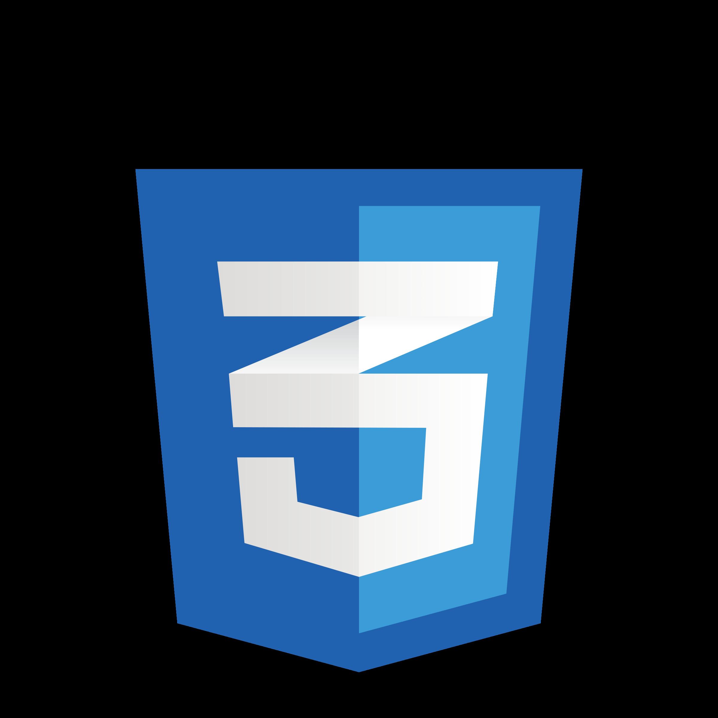 CSS3 Logo PNG Transparent & SVG Vector.