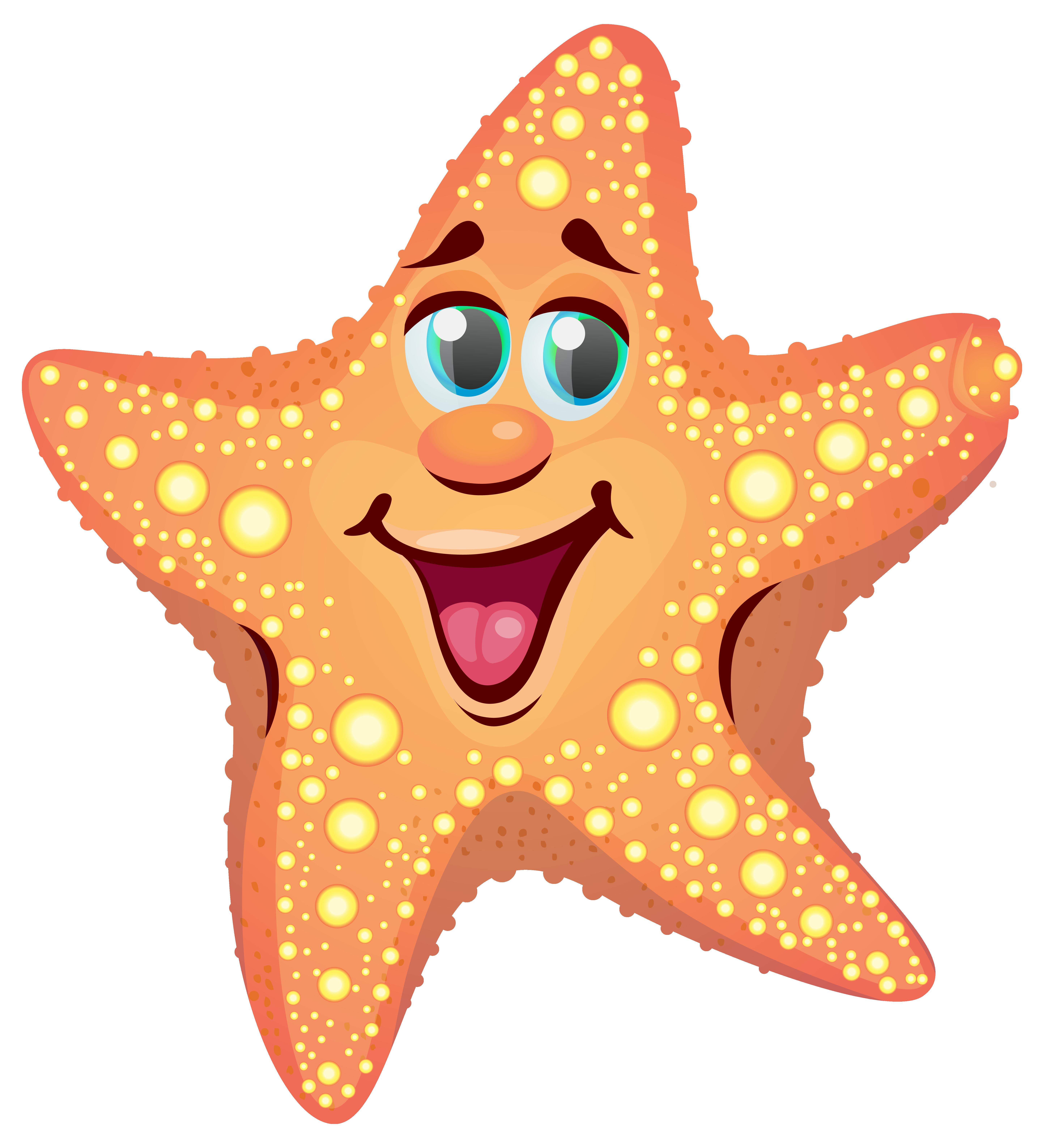Free starfish clip art image clip art a starfish.