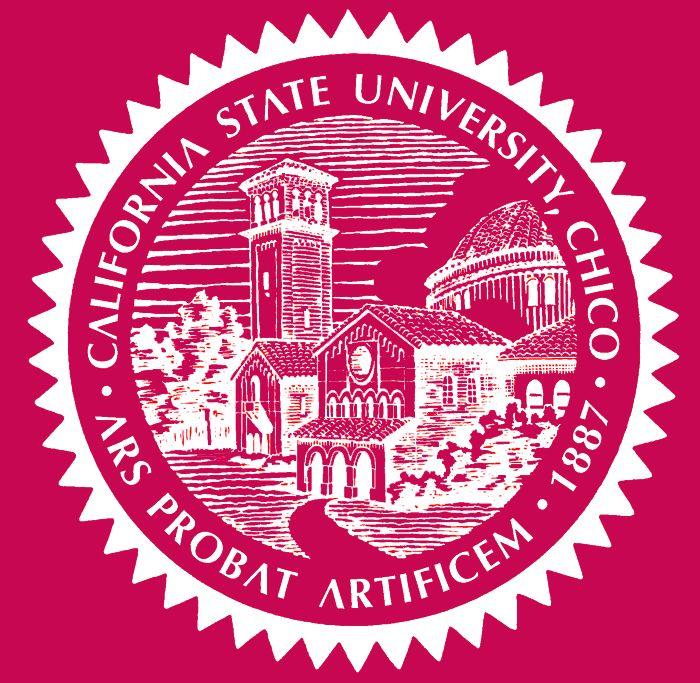 Chico State University Logo.