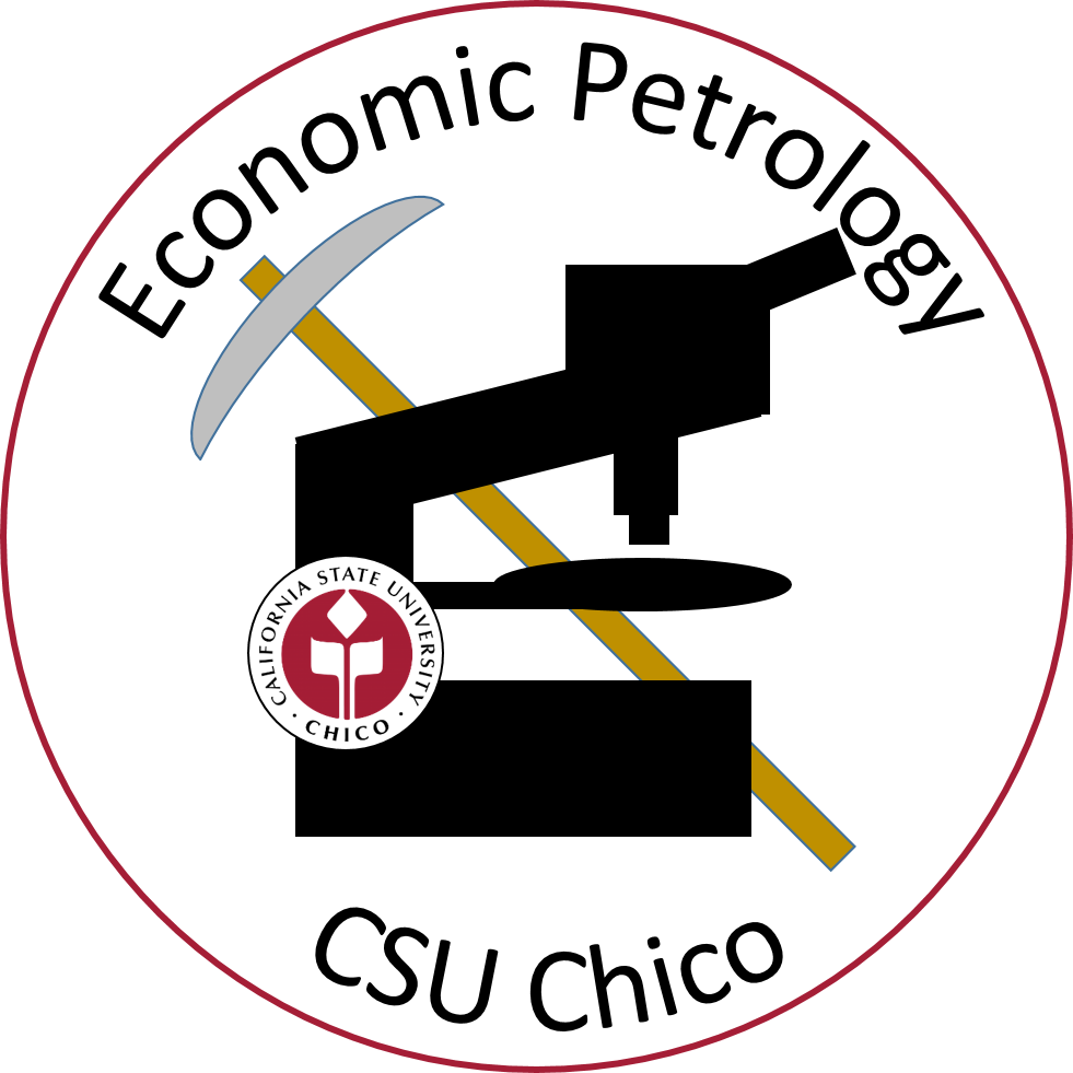 Economic Petrology at CSU Chico.