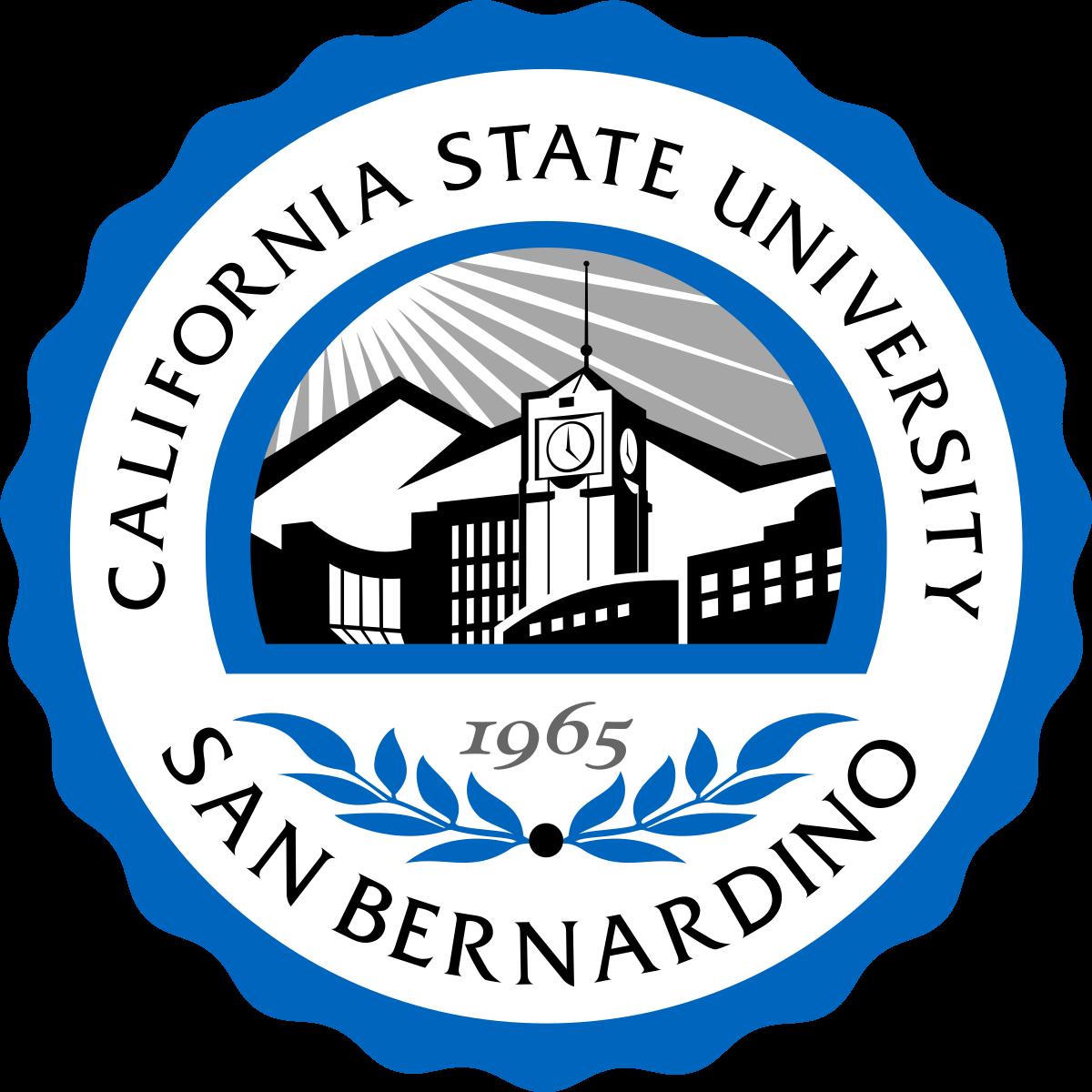 California State University, San Bernardino.